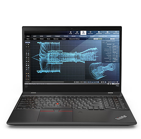 ThinkPad P52s(07CD)15.6英寸移动工作站笔记本