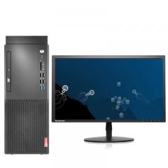联想/Lenovo 启天M425-D164+ThinkVision TE20-14 (19.5英寸) 台式计算机