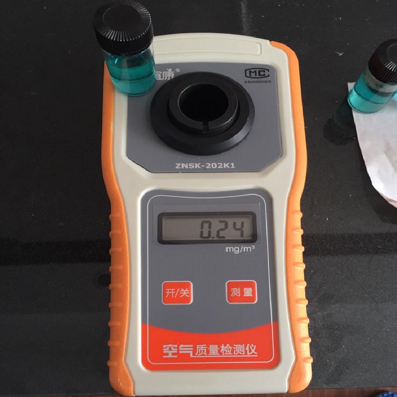 家居办公室装修空气甲醛含量检测服务